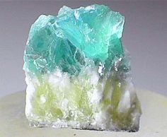 Crystal Journeys shared Healing and Crystal Therapy's photo.   Icy blue Brucite (rare) / Palabora Mine, South Africa