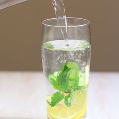 Simple recipes for waters infused with fresh fruits, vegetables and herbs.