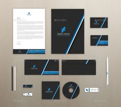 Corporate Stationery Pack | GraphicRiver