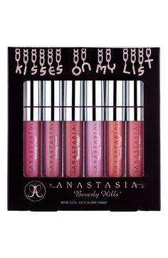 Anastasia Beverly Hills 'Kisses on My List' Gloss Set  $30