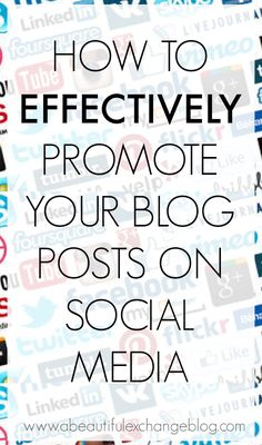 Some good rules of thumb to follow if you're new at promoting your blog on social media. Tips specifically for Facebook and Twitter, though they apply to other platforms as well.