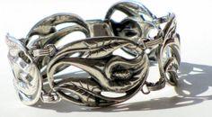 Danecraft Sterling Silver  Bracelet by TheButterflyBoxdeitz, $96.00