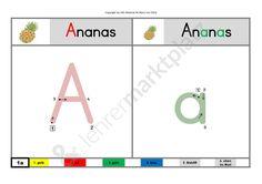 Unterrichtsergänzende Blättersammlung Druckbuchstaben-Schreibtraining Probeversion - Seite 2