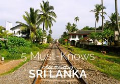 """Before I will tell you what I´ve been doing in Sri Lanka, which road I took, where I went for surfing, how much money I spent etc. I wanted to give you some general tips and tricks when traveling Sri Lanka. If you stick to these """"rules"""" you will have a much easier travel there, …"""