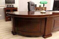 Kancelárska súprava MAXIMUS 3,9m stôl + príborník - Bemondi - Štýlový nábytok v obchode BEMONDI