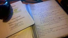 E' davvero bello studiare senza sosta tutta l'estate -.-