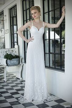 la lucienne bridal 2015 emerald strapless princess ball gown wedding dress ruched bodice lace appliques