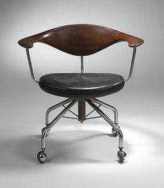 HANSWEGNER  Swivel deskchair