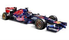 Nuevo Toro Rosso 2014