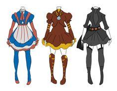 I knew I'd love Iron Man's. KNEW it. ;D Avengers dresses part 2.