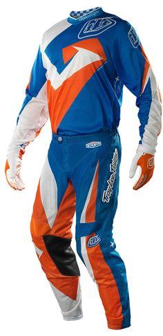 Troy Lee Designs - 2015 GP Air Vega Jersey, Pant Combo: BTO SPORTS