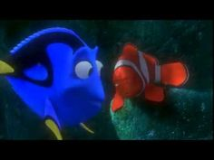 Good clip to use for Grump Grumpaniny!Finding Nemo - Just Keep Swimming.flv