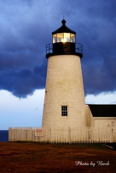 Pemaquid Lighthouse in Maine. My ancestors, while sailing on The Angel Gabriel, were shipwrecked at Pemaquid Point, ME, August 14, 1635