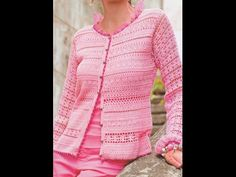 Crochet Patterns| for free |crochet cardigan| 1592