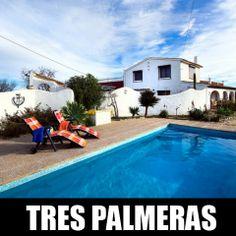 Ferienhaus Benissa Costa Blanca Villa Spanien Tres Palmeras