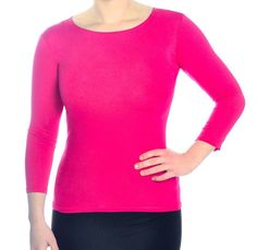 3/4 Sleeve Layering Top
