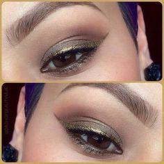 Highliner Gel Eye Crayon - Marc Jacobs Beauty | Sephora - gold eyeliner