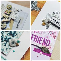 Did you get a chance to check out these gorgeous monochromatic #cards by @dewsgirl0 ? We think they are just lovely and so inspiring! #gossamerblue #GBBlog