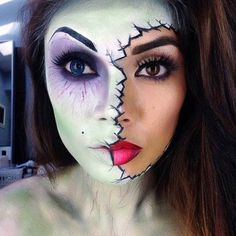 29 Jaw-Dropping Halloween Makeup Ideas   Page 2 of 2   StayGlam