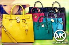5c841e25d791 The Michael Kors Hamilton Bag * Features interior multi-function slip  pockets *Interior zipper
