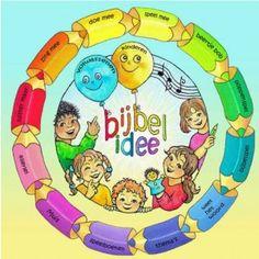 Website Bijbelidee met veel liedjes en verwerking