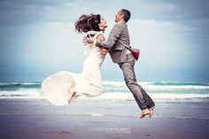 Florent Cattelain » Photographe » BIARRITZ // TRASH THE DRESS MARIAGE