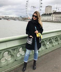 """13.3 mil curtidas, 48 comentários - Thássia Naves (@thassianaves) no Instagram: """"London ontem, porque hoje ainda não tenho foto! 👊🏻❤🙏🏻#thassiastyle #btviaja #London"""""""