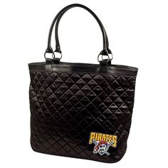 Pittsburgh Pirates MLB Quilted Tote