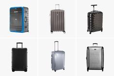 We round up the best hard-shell & hard-side luggage options for travelers looking to make sure that what they pack arrives safely in one piece.