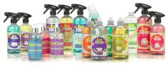 EcoClean very eco friendly soaps and cleaning products