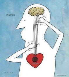 la music de mi Heart