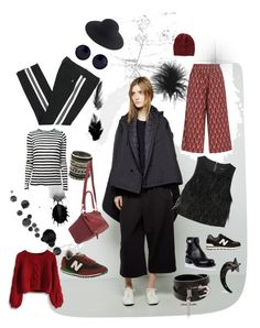 Rain by rodaisabella on Polyvore featuring polyvore, fashion, style, TIBI, Chicwish, Proenza Schouler, Comme des Garçons, Balmain, Mother of Pearl, New Balance, Givenchy, ALDO, J.Crew, Billabong, The Row and clothing