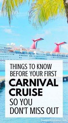 Travel ideas with Carnival first cruise tips. Western Ca… Travel cruise vacation. Travel ideas with Carnival first cruise tips. Where to go on tropical beach vacation. Disney Cruise Tips, Packing For A Cruise, Best Cruise, Cruise Travel, Cruise Vacation, Vacation Trips, Vacation Travel, Beach Vacations, Italy Vacation
