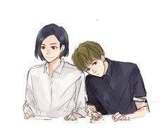 """윤(이라스긴) on Twitter: """"#세븐틴 #에스쿱스 #정한 #SCOUPS #SEUNGCHEOL #JEONGHAN"""""""