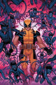 Wolverine and Nightcrawlers