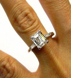 Kirk Kara 18K White Gold Diamond Anniversary Ring