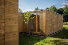 Casa modular en Castelo