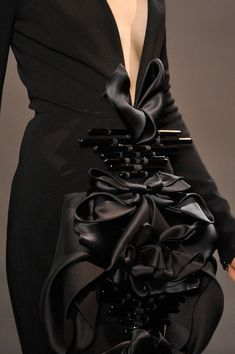 Black Evening Gown <3