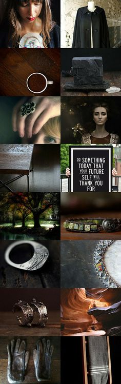 { this too shall pass } by Dottie, wonderful treasury! Go show the love to everybody else on Etsy! The Image of an Coffee Beans Grinds is from PhotographsareArt.