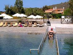 sirens resort in greece. >>> See it. Believe it. Do it. Watch thousands of SCI videos at SPINALpedia.com
