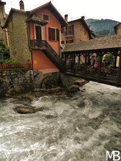 Ponte di Legno, in Valle Camonica