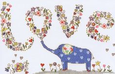 Bothy Threads Love Elly Cross Stitch Kit - x Discover more kits by Bothy Threads at LoveCrafts. From knitting & crochet yarn and patterns to embroidery & cross stitch supplies! Shop all the craft materials you need to start your next project. Wedding Cross Stitch, Cross Stitch Heart, Cross Stitch Cards, Cute Cross Stitch, Counted Cross Stitch Kits, Modern Cross Stitch, Cross Stitch Designs, Cross Stitching, Cross Stitch Patterns