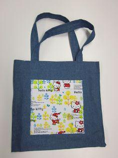 Kaarisillan käsityö: 3-luokka Reusable Tote Bags