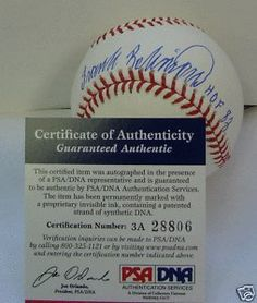 Baseball-mlb Corey Patterson Reds Legend Authentic Hand Signed Autographed Oml Baseball Nice Moderate Cost Sports Mem, Cards & Fan Shop