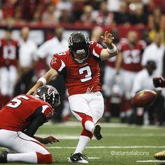 Mr. Reliable #Falcons #RiseUp