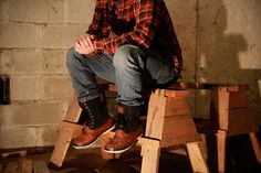 Sorel for Concepts | Winter Men's & Women's Boot Collaboration