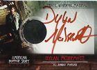 American Horror Story Asylum Autograph Wardrobe Card ADM Dylan McDermott  Price 4.75 USD 6 Bids. End Time: 2017-02-21 03:33:00 PDT