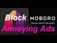 HOW TO BLOCK MOBDRO ADS OR POPUPS FREE ANDROID NO ROOT SEPTEMBER 24TH 2017