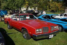 1977 Oldsmobile Cutlass Xtreme - Greg Gjerdingen