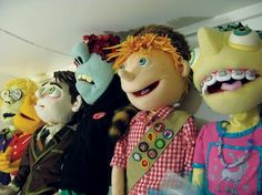 Cool puppets